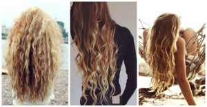 l'effet beach waves: unique chez Sacha Hair Studio